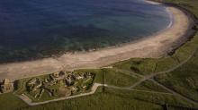 IMAGES: Saving Scotland's Heritage From the Rising Seas