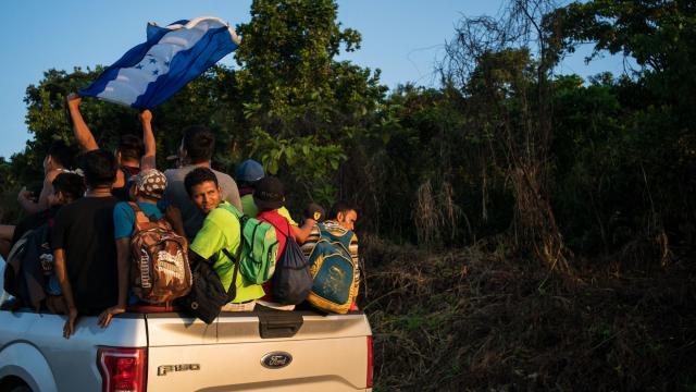 065ea0e95cbc Migrants Reach a Crossroads in Mexico