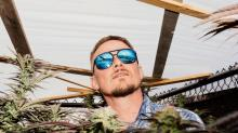 IMAGES: Disgraced at Olympics Over Marijuana, Snowboarder Hopes to Ride to Cannabis Success