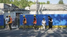 IMAGES: Historic Preservation or Just Ripping Out a Way of Life in Beijing?
