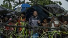 IMAGES: First Rohingya Are to Be Returned to Myanmar Killing Grounds