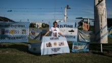 IMAGES: Families Want Argentine Submarine Salvaged, but It Would Be Costly