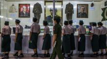 IMAGES: A General Kicked Off Facebook Can Still Glorify Military at Grandiose Museum