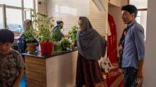 IMAGES: Afghanistan's Long, Brutal War Forges a Generation of Widows