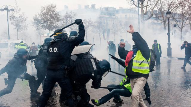 France to suspend fuel price hike after 'yellow vest' protests