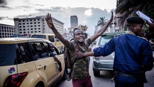 Democratic Republic of the Congo postpones long-awaited presidential election