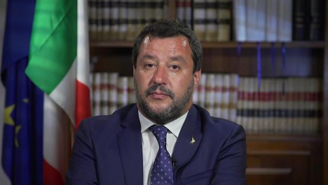 Migrant rescue ship arrives in Italian port in defiance of Salvini