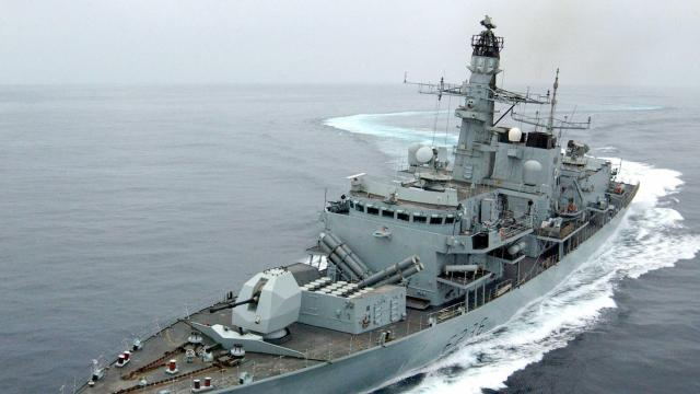 UK raises threat level and sends second warship to Persian