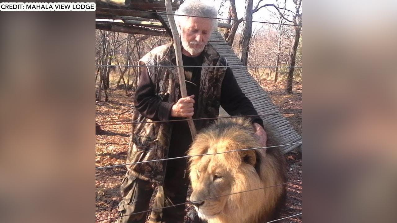Man known as 'The Lion Man' killed by his own captive lions
