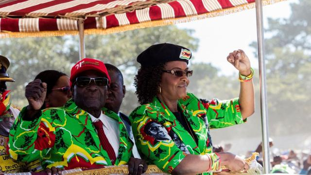 What happens to 'Gucci Grace' now that Robert Mugabe is gone?