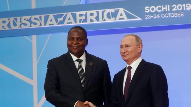 Russia's 'troll factory' is alive and well in Africa