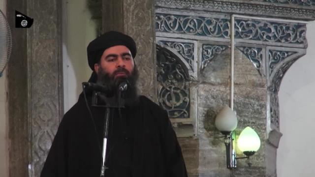 Wife, daughter of dead ISIS leader Baghdadi captured, senior Turkish official says