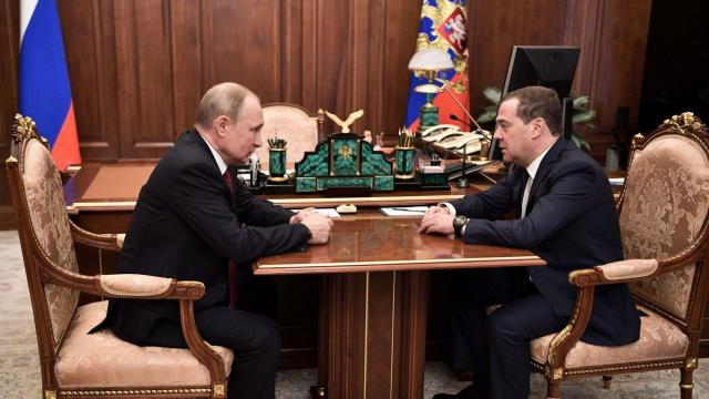 Russian government resigns as Putin proposes reforms that could extend his grip on power