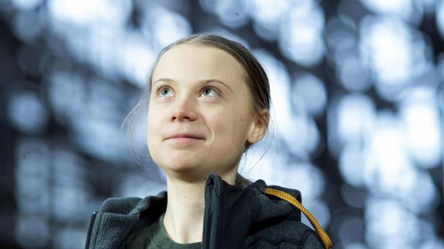 Greta Thunberg says Covid-19 response shows world can 'suddenly act with necessary force'