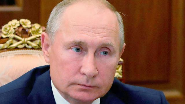 Russian lawmakers consider bill that would give Putin lifelong immunity from prosecution
