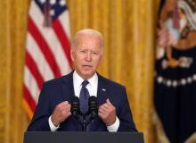 Transcript of Biden's Speech After Attack at Kabul Airport