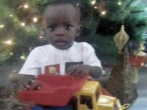 Chris and Amie Fraley, of Whispering Pines, hope to adopt 19-month-old Jefferson from Haiti.