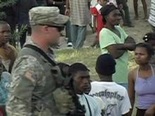 Fort Bragg soldiers headed to Haiti