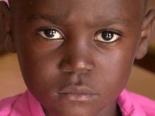 Triangle mission group visits Haiti children's home