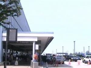 A brief security scare temporarily halted flights at RDU International Friday morning.