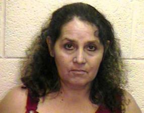 Martha Chavez Pineda, 46, of Moncure was arrested in one of the largest drug seizures in Chatham County June 30, 2007.