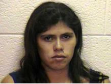 Margarita Rubio, 25, of Moncure was arrested in one of the largest drug seizures in Chatham County June 30, 2007.
