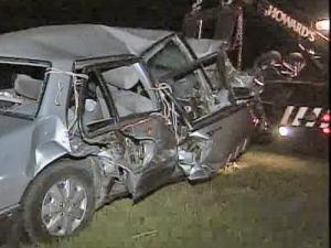 At least four people were hurt late Saturday in an accident on U.S. Highway 401 and Tarboro Road in Franklin County.