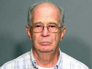 Charles Boyd, 75, was arrested by Apex police for molesting a 13-year-old girl on Thursday, Oct. 4.
