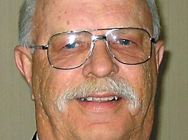 Jerry Moss, former city manager of Henderson, who resigned Oct. 11, 2007. Photo courtesy of The Henderson Daily Dispatch.