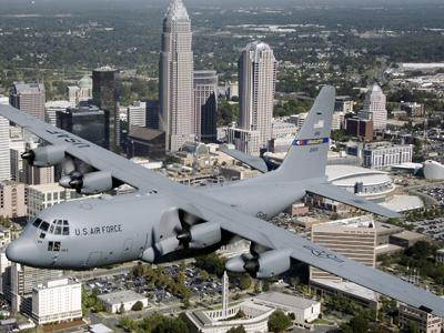 The North Carolina Air National Guard will deploy three C-130 cargo aircraft, flight crews and support personnel to assist in the fight against the California wildfires.