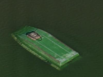 WEB ONLY: Harnett Pond Searched for Possible Drowning Victim