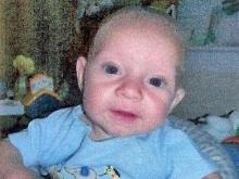 Peyton Joseph Seldomridge, who is nearly 5 months old, went missing with his mother Destonie Dale Peitz, 24, on Thursday evening.