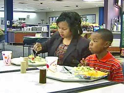 After surgery at Rex Hospital, heartburn sufferer Michelle Montague can enjoy spicy meals with her family.