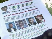 Police Renew Call for Leads in Quadruple Homicide Case