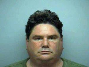 Moore County deputies said on Friday, Nov. 30, 2007, that they had arrested Joseph Leo Stuber on cocaine possession and sale charges. (Moore sheriff's photo)