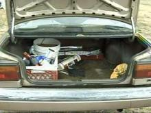 Man Reportedly Locked in Car Trunk During Home Burglar