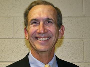 Dr. David Bryant, interim superintendent of Chatham County Schools.