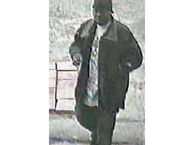 Raleigh police were seeking this man on Friday, Jan. 18, 2008, in connection with a robbery at American Pawn on South Wilmington Street.
