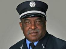 Lt. Herman S. Jones of the Raleigh Fire Department.