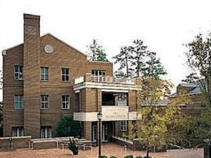 George Watts Hill Alumni Center at UNC Chapel Hill. (UNC photo)
