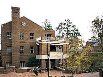 George Watts Hill Alumni Center at UNC Chapel Hill. (UNC photo)