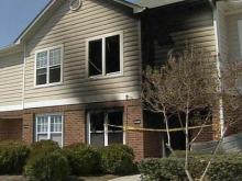 Firefighters Investigate Durham Apartment Fire