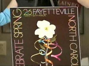 2008 Dogwood Festival poster