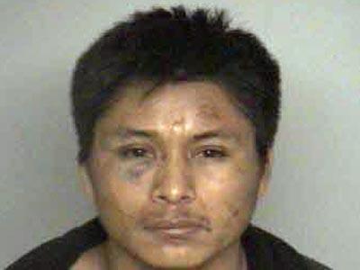 Paulino Vasquez Hernandez, 22, of 142 Shady Acres, Candor.