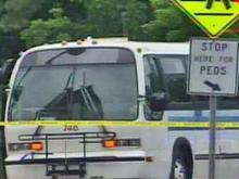 Bus hits pedestrian in Chapel Hill