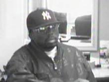 Suspect in Garner bank robbery