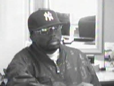Suspect in Garner bank robbery