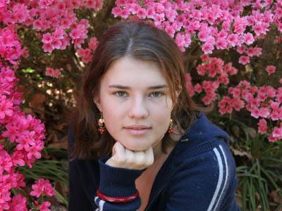 Irina Yarmolenko (photo courtesy of Pavel Yarmolenko)