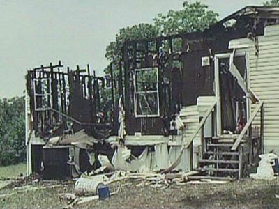 The explosion happened at 1605 Old Stage Road, about 2 miles west of Buies Creek.