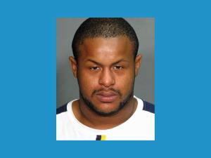 Immanuel Kemp was charged Monday, June 23, 2008, with stealing $1,600 from a Raleigh home and grabbing the buttocks of the woman who lived there before he left.